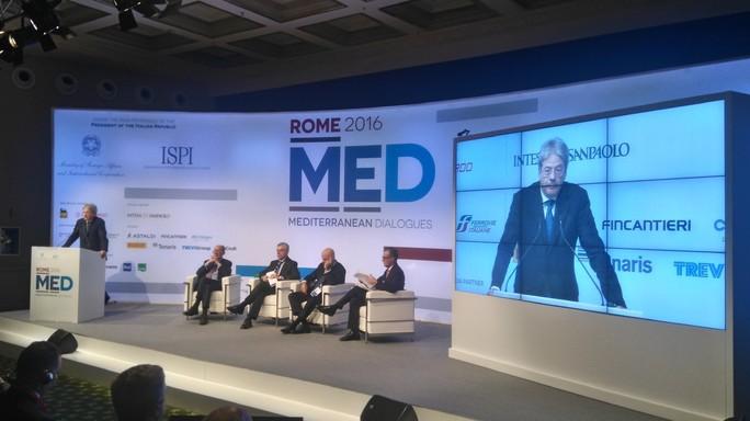 A Roma il Forum Med, focus su sicurezza e Medioriente