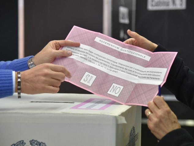 E' il giorno del voto, si decide sulla riforma