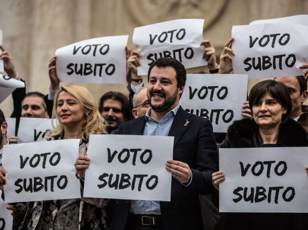 Da Grillo a Salvini, le reazioni alla sentenza della Consulta
