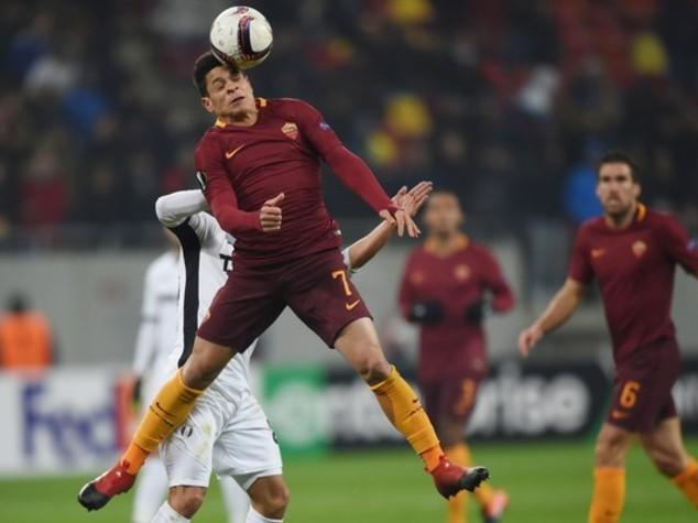 Europa League. Roma 0-0 con l'Astra, vincono Fiorentina e Inter