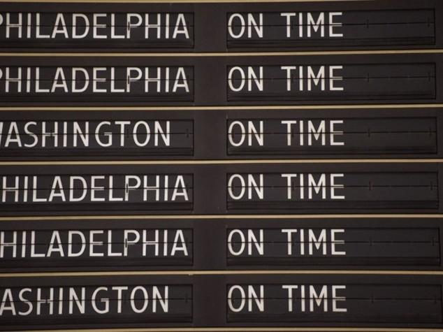 Philadelphia to keep Solari split-flap boards