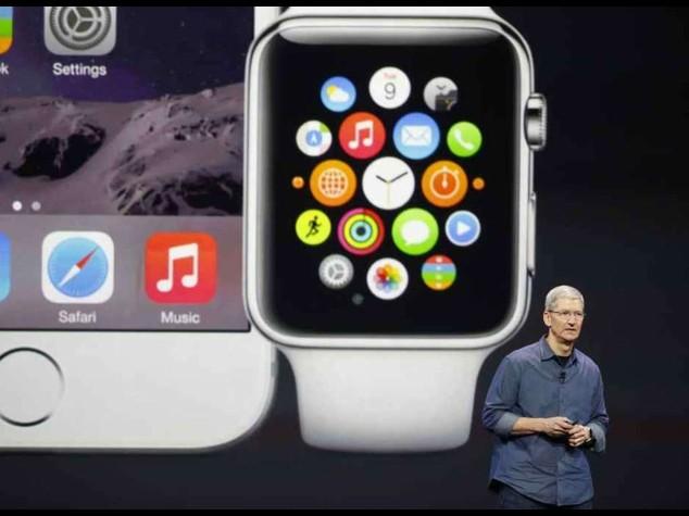 Svelati i nuovi iPhone6 e 6 Plus, c'e' anche l'Apple Watch