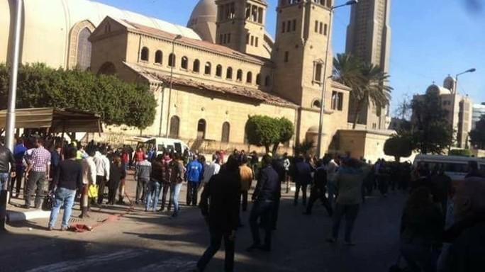 Strage di cristiani al Cairo, oltre 20 morti