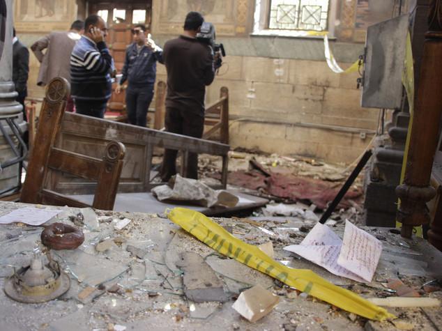 Da dove viene la guerra dell'Isis ai copti