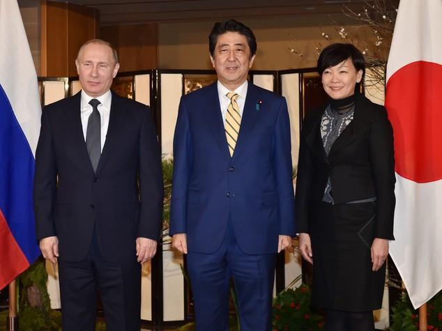 Russia-Giappone: tra Putin e Abe prove di intesa sulle Curili