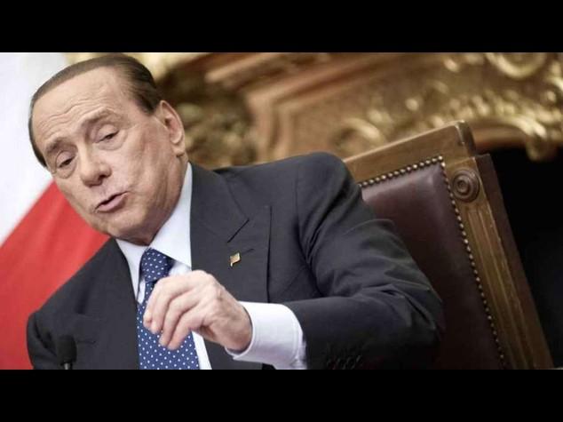 Berlusconi: Datemi ancora fiducia, patto con Renzi va rispettato