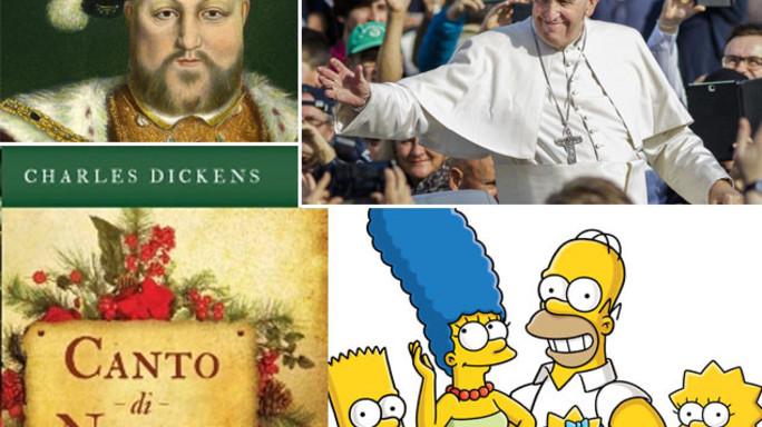 I fatti del 17 dicembre : dalla scomunica a Enrico VIII, al compleanno del Papa