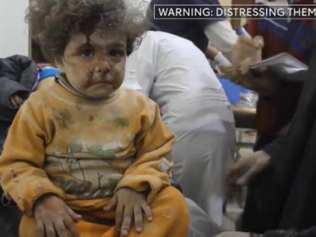 I bambini di Aleppo non piangono più