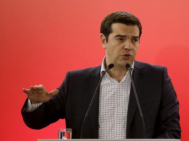 """Grecia: Tsipras, """"Fmi ha responsabilita' criminali"""""""
