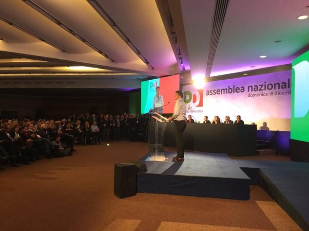 Assemblea Pd, l'intervento di Matteo Renzi: DIRETTA