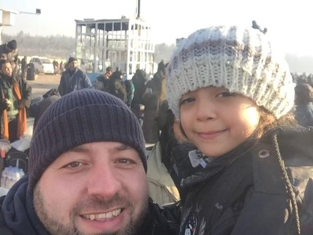 Bana Alabed è salva, via da Aleppo la bambina che ha commosso il mondo