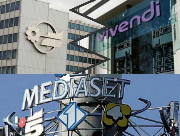 Vivendi deve scegliere tra Telecom e Mediaset. E se perdere 100 milioni o un miliardo
