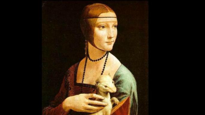 """La """"Dama con l'ermellino"""" e le altre 19 opere di Leonardo all'estero"""