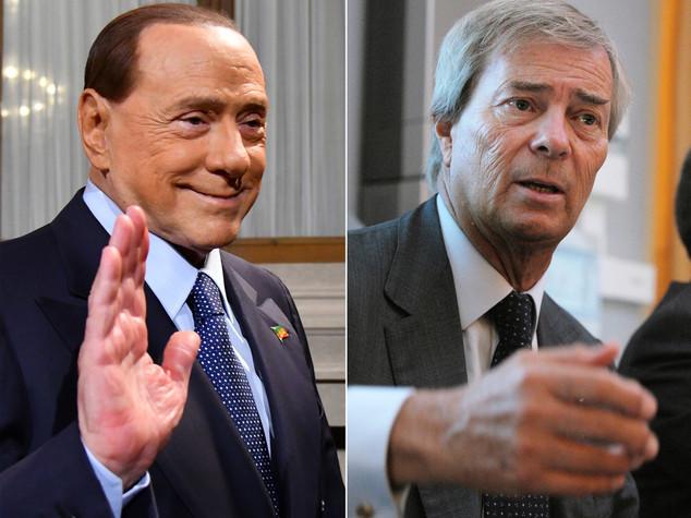 Vivendi punta al 30% di Mediaset: la scalata che preoccupa Fininvest