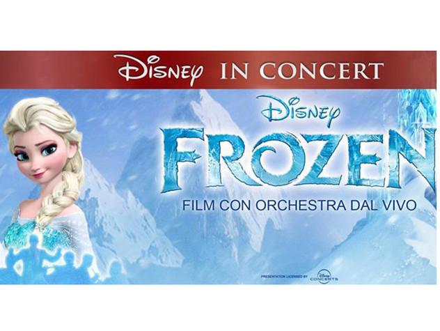Il maestro al Disney in concert: