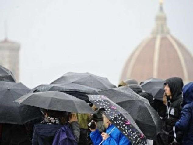 Maltempo: in arrivo rovesci e temporali, allerta della Protezione civile