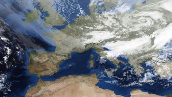 Arriva il grande freddo, neve e gelo in tutta Italia