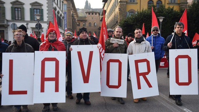 Jobs Act e Italicum, su cosa deve decidere la Corte Costituzionale