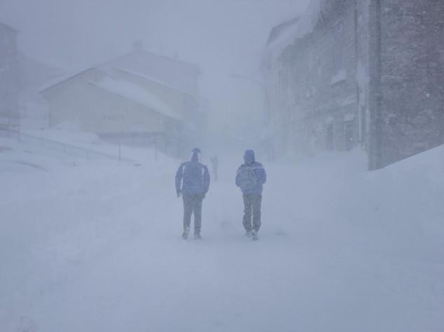 Il gelo continua a perseguitare l'Italia: prevista neve fino a fine gennaio