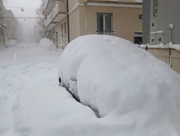 Ancora neve e gelo sul Centrosud, quanto durerà il maltempo