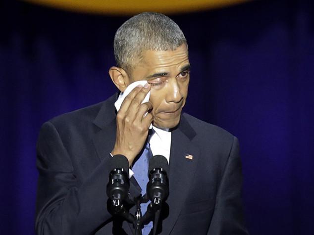L'ultimo tweet di Obama batte tutti i record, il più ritwittato