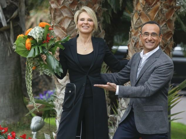Maria De Filippi a Sanremo gratis, è la prima volta