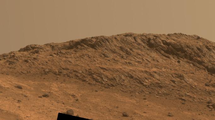 Italiani 'osservano' rocce di origine batterica su Marte