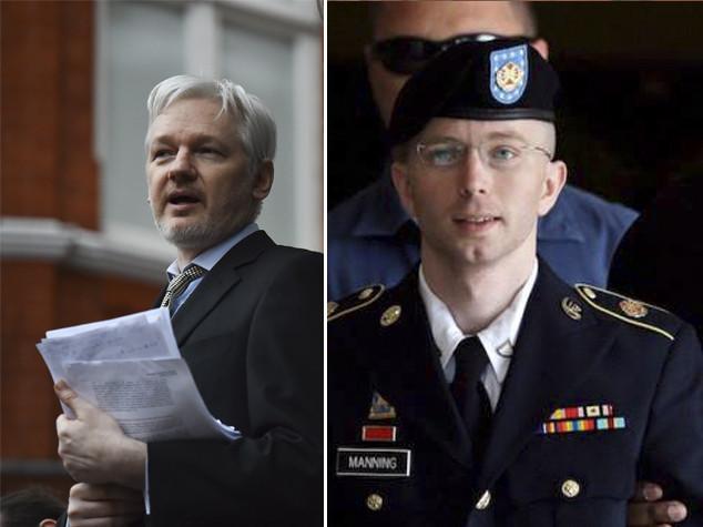 Assange pronto all'estradizione negli Usa (se arriva la grazia per Manning)