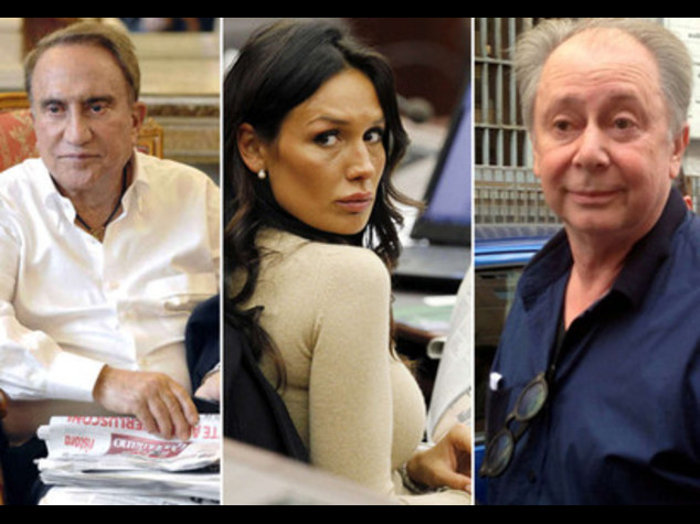 Ruby bis: sconto di pena in appello per Mora, Fede e Minetti