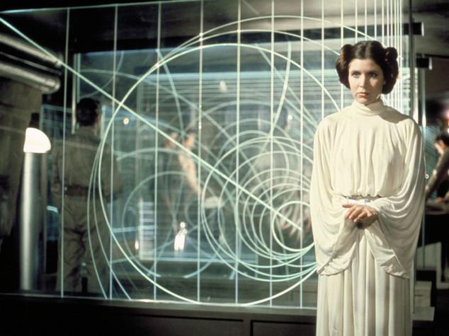 Ecco perché Carrie Fisher non sarà in Star Wars IX