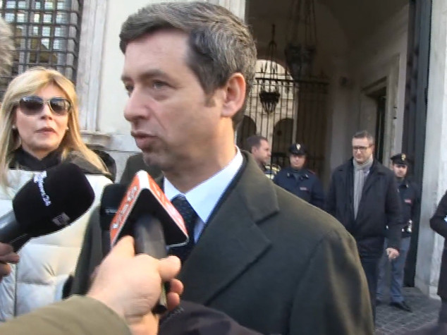 "Orlando avvisa Renzi, ""Così farai un frontale"""