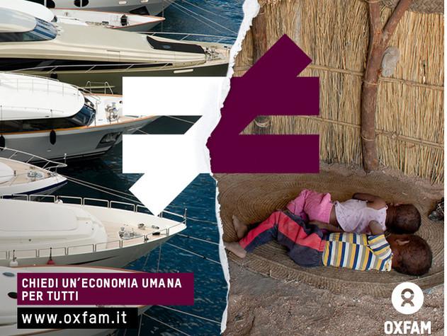 Wef: Oxfam, 8 super miliardari detengono ricchezza 3,6 mld persone(4)