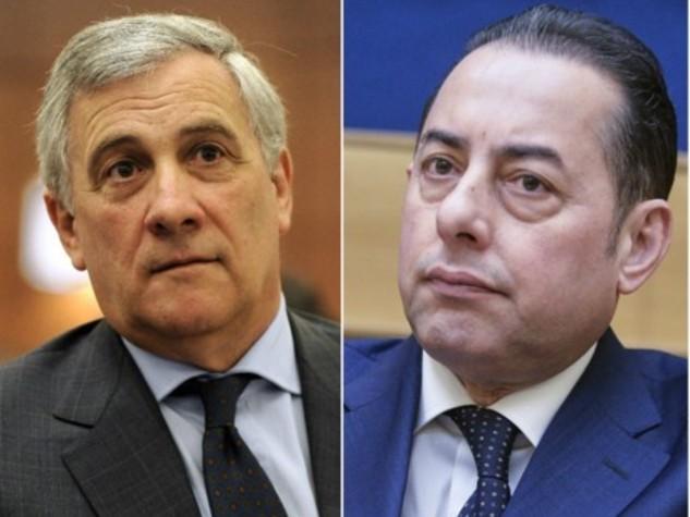 Antonio Tajani è il nuovo presidente del Parlamento Europeo con 351 voti