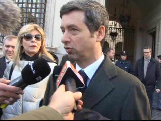 Orlando sfida Emiliano e Renzi per la segreteria Pd