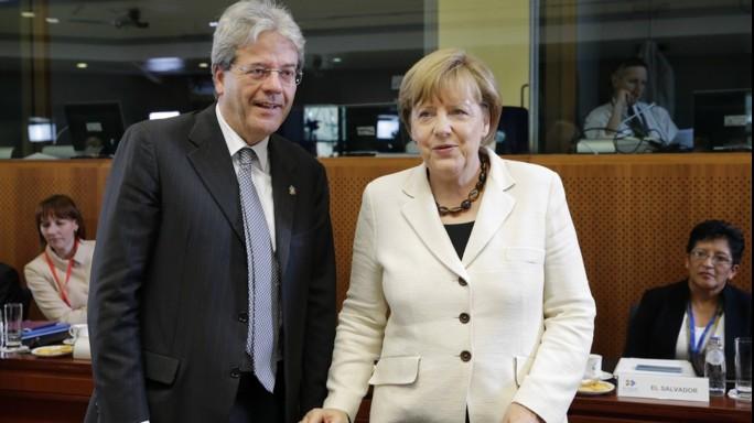 Di cosa parleranno Paolo Gentiloni e Angela Merkel