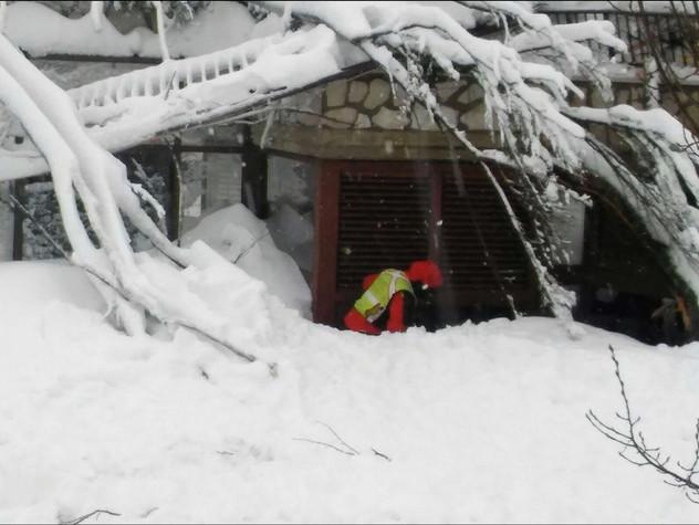 Rigopiano, l'SOS inascolato 11 ore prima della valanga