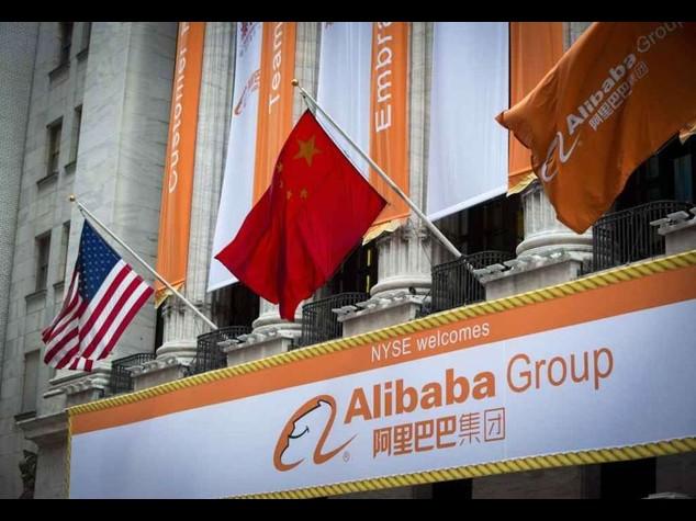 Alibaba: debutto da record a New York, prezzo azioni a 68 dollari