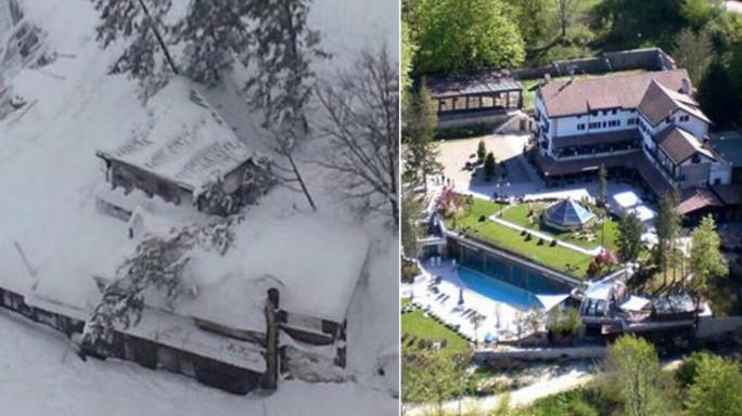 Ambientalisti denunciano, hotel Rigopiano costruito su detriti