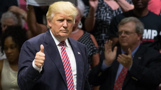 La bufala di Trump che dona 20 milioni alle popolazioni del Centro Italia (condivisa 34mila volte)