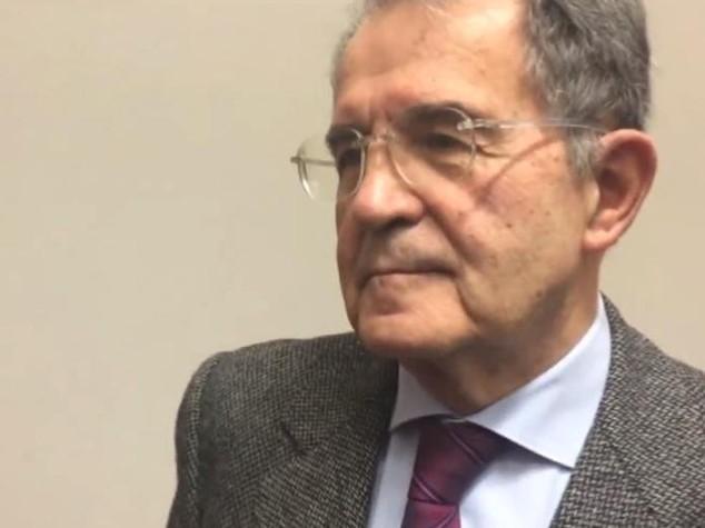"""Trump: Prodi """"serviva vertice Ue, ora revoca sanzioni a Russia"""""""