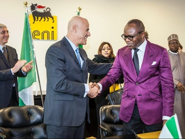 Eni: rafforza cooperazione con il governo della Nigeria