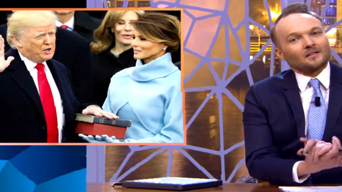 "Dall'Olanda sberleffo a Trump: ""insieme faremo muri bellissimi"""