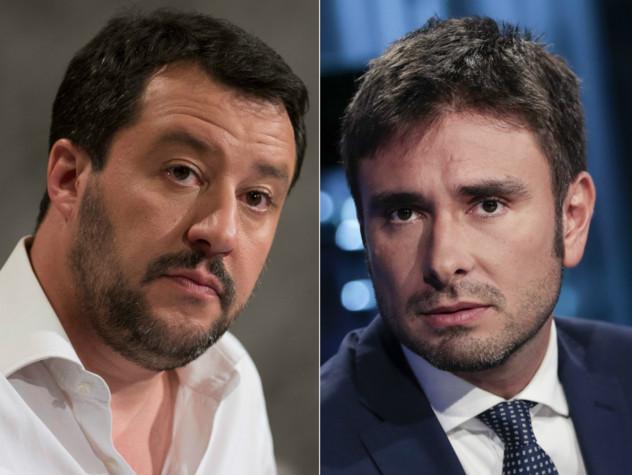 Alessandro Di Battista presenta Sahra: