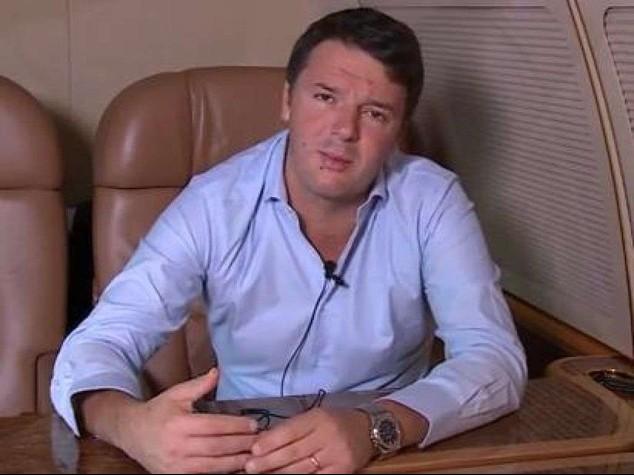 """Messaggio video di Renzi: """"pagina migliore ancora da scrivere, lo faremo insieme"""""""
