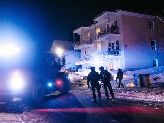 Strage Quebec, così la polizia ha fermato un sospetto e un testimone