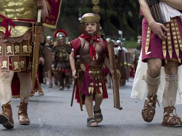 """Sorpresa: """"Roma è una città a misura di bambini"""", secondo il Guardian"""