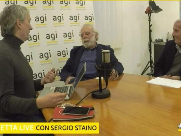 Sergio Staino, il giovane Prodi è Gentiloni
