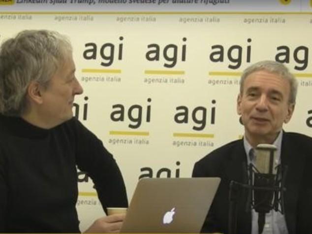 Enrico Franceschini, ai giornalisti servono passione e adrenalina