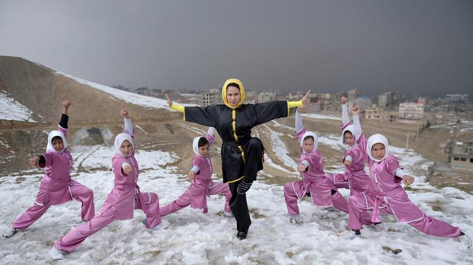 Tutte le foto delle donne guerriere dell'Afghanistan