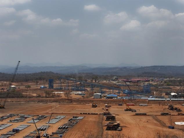 Petrolio Eni ExxonMobilMozambico